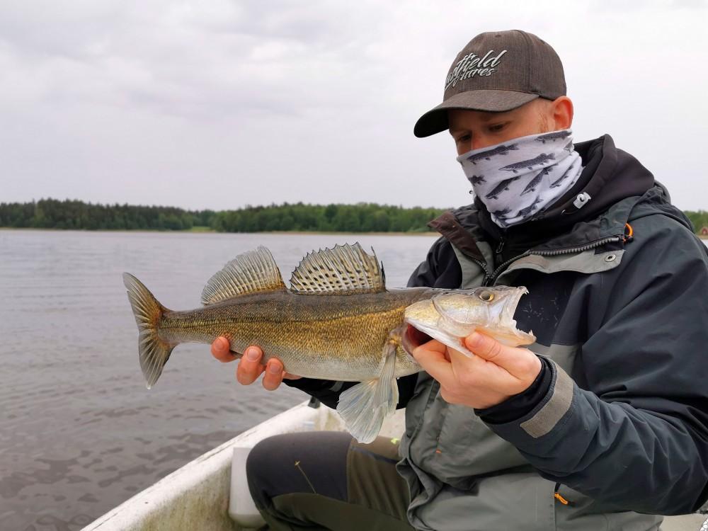 Ismete Fiskeklubben Alcedo i Nynäshamn